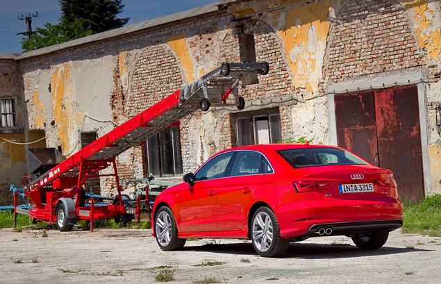 Зачем Audi A3 приделали багажник и удлинили название?. Фото 3
