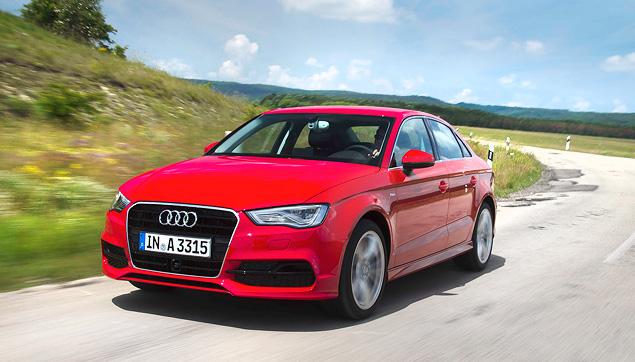 Зачем Audi A3 приделали багажник и удлинили название?. Фото 7