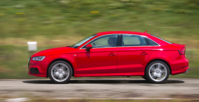 Зачем Audi A3 приделали багажник и удлинили название?. Фото 8