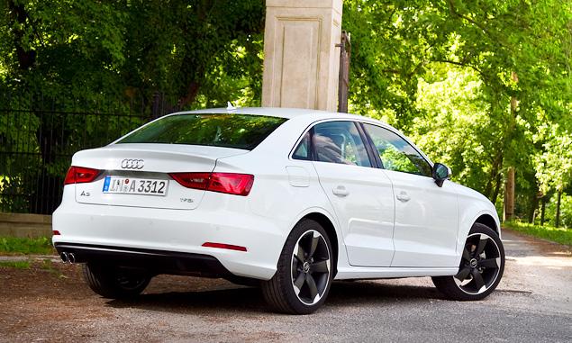 Зачем Audi A3 приделали багажник и удлинили название?. Фото 11