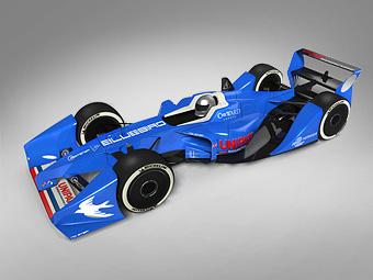 В Формуле-Е появился еще один производитель электроболидов