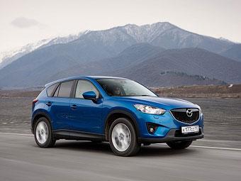 В России появилась Mazda CX-5 с дизелем