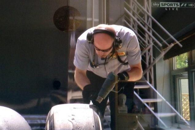 Онлайн-трансляция восьмого этапа Формулы-1 2013 года. Фото 1
