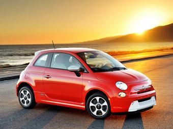 Fiat распродал электрохэтчбеки 500 на год вперед