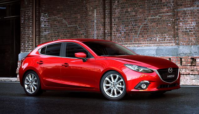 Первые подробности о новой Mazda3