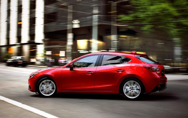 Первые подробности о новой Mazda3. Фото 1