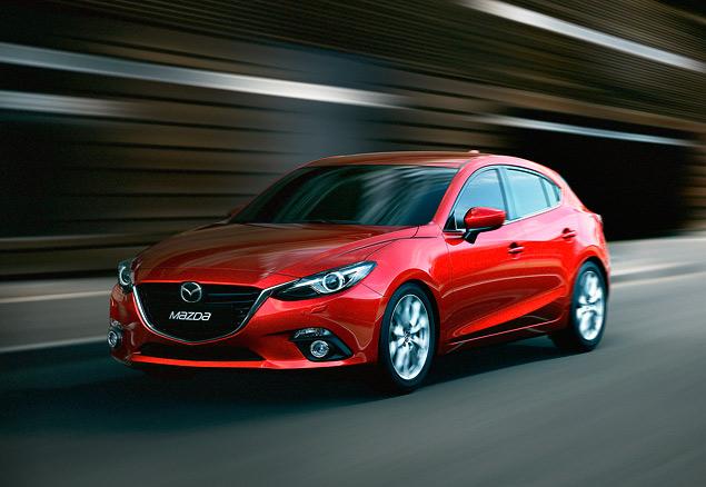 Первые подробности о новой Mazda3. Фото 2