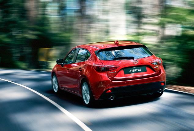 Первые подробности о новой Mazda3. Фото 3