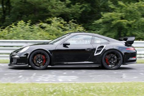 Премьера купе Porsche 911 GT2 состоится на Женевском моторшоу. Фото 1