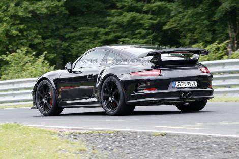 Премьера купе Porsche 911 GT2 состоится на Женевском моторшоу. Фото 2