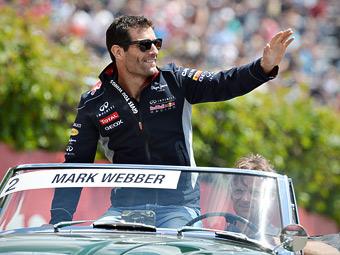 Марк Уэббер объявил о завершении карьеры в Формуле-1