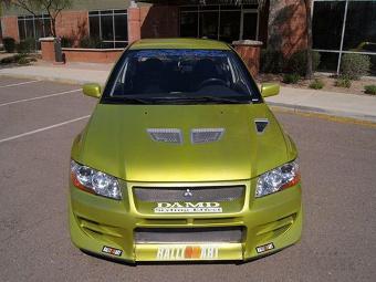 "Mitsubishi Lancer Evo из ""Двойного форсажа"" выставили на аукцион"