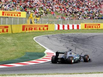 Командам Формулы-1 разрешили тестировать болиды 2013 года