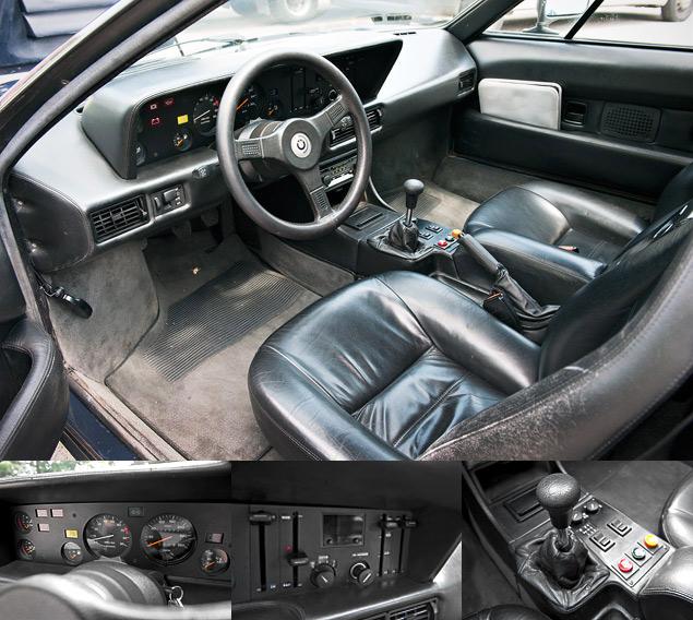 Проникаемся духом «олдскульного» суперкара BMW M1 и спортивного седана M535i. Фото 4