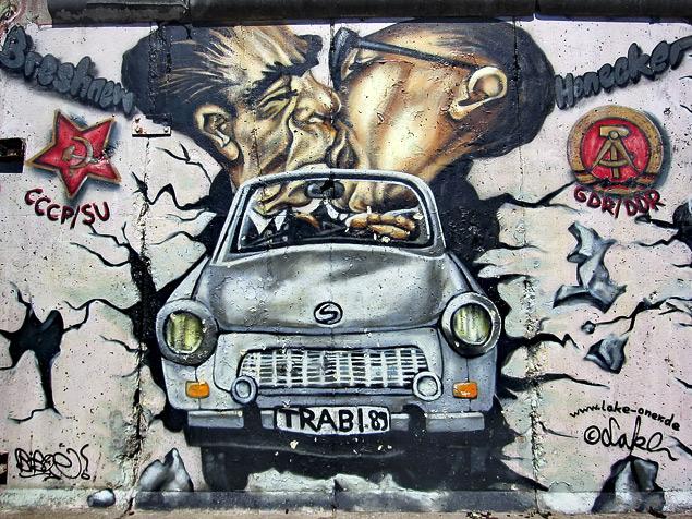 Какую память оставил после себя самый массовый автомобиль ГДР. Фото 2