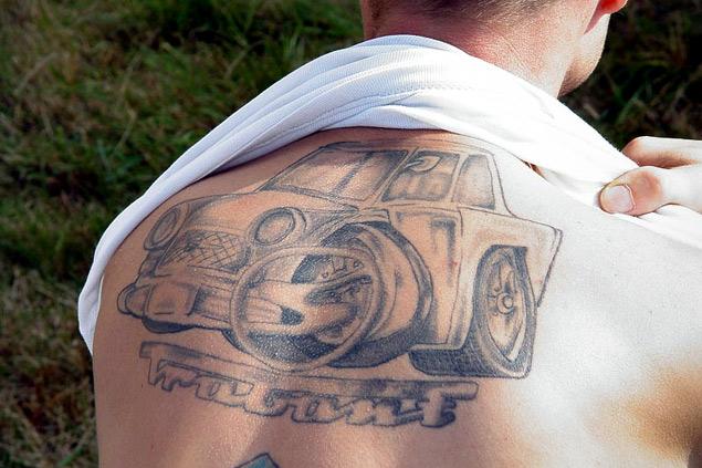 Какую память оставил после себя самый массовый автомобиль ГДР. Фото 7