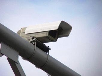 Московские камеры уменьшили число нарушений ПДД на треть