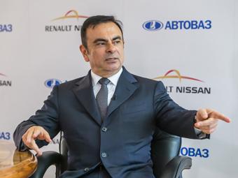 """Президент Renault-Nissan возглавил совет директоров """"АвтоВАЗа"""""""