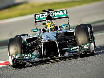 В Red Bull подсчитали урон от секретных тестов Mercedes AMG