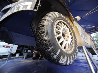 Командам WRC разрешили менять поставщика шин по ходу сезона