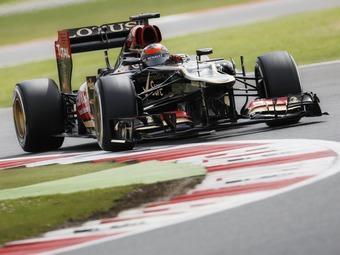 Пассивная DRS на болиде Lotus дебютирует на гонке в Великобритании