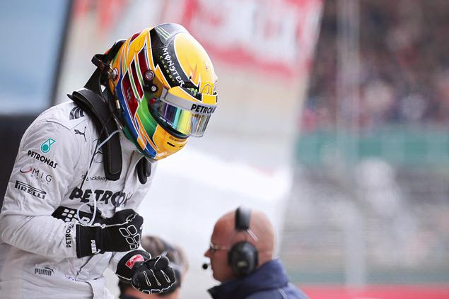 Нико Росберг выиграл непредсказуемый Гран-при Великобритании. Фото 1