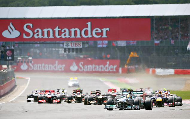 Нико Росберг выиграл непредсказуемый Гран-при Великобритании. Фото 2