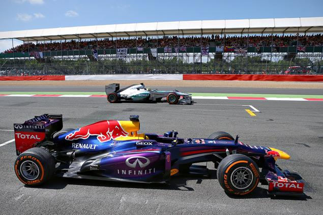 Нико Росберг выиграл непредсказуемый Гран-при Великобритании. Фото 4
