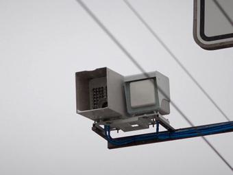 Предупреждающие о дорожных камерах знаки появятся в Москве через две недели