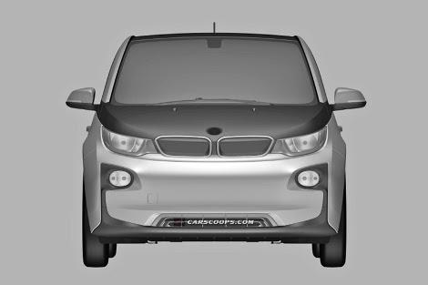 Первый публичный показ BMW i3 состоится во Франкфурте