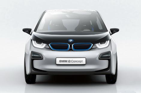 Первый публичный показ BMW i3 состоится во Франкфурте. Фото 1