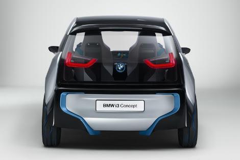 Первый публичный показ BMW i3 состоится во Франкфурте. Фото 3
