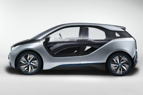 Первый публичный показ BMW i3 состоится во Франкфурте. Фото 5