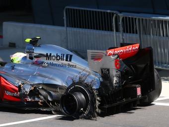 McLaren и Red Bull потребовали вернуть в Формулу-1 прошлогодние шины