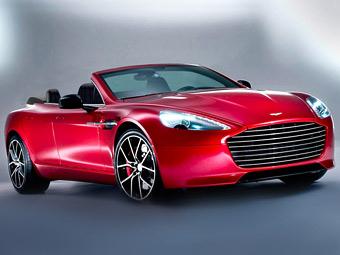 Большой хэтчбек Aston Martin лишили крыши