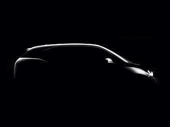 Компания BMW показала профиль серийного электрокара i3