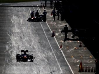 В Формуле-1 пройдут коллективные тесты шин с призовыми пилотами