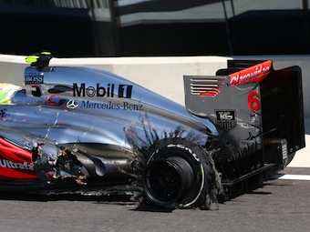 Pirelli объяснила проколы на Гран-при Великобритании действиями команд