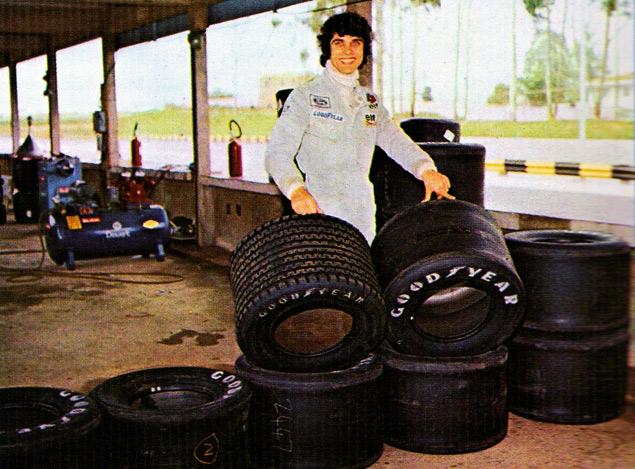 Как менялись покрышки Формулы-1 за 60 лет. Фото 1