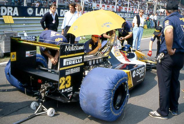 Как менялись покрышки Формулы-1 за 60 лет. Фото 3