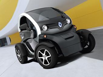 Nissan создаст электрокар лучше Renault Twizy