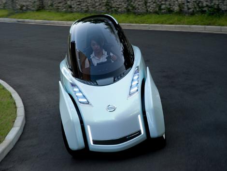 Новая модель будет сочетать маневренность мотоцикла и безопасность автомобиля