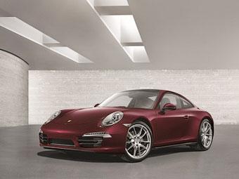 Porsche посвятила спецверсию 911-го магазину на Красной площади