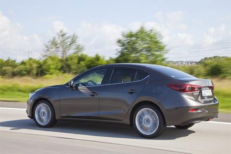 Продажи Mazda3 нового поколения стартуют в ноябре