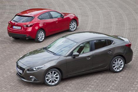 Продажи Mazda3 нового поколения стартуют в ноябре. Фото 2