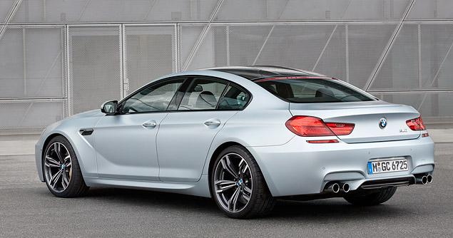 Мини-тест: 560-сильное четырехдверное купе BMW M6 Gran Coupe. Фото 1