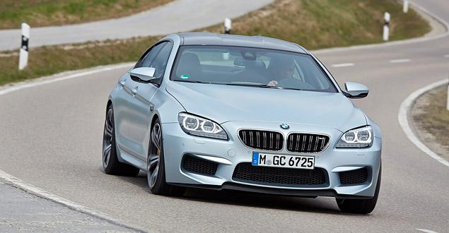 Мини-тест: 560-сильное четырехдверное купе BMW M6 Gran Coupe. Фото 4