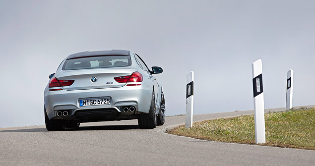 Мини-тест: 560-сильное четырехдверное купе BMW M6 Gran Coupe. Фото 7
