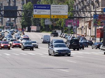 Москве предложили поднять штраф за существенное превышение скорости
