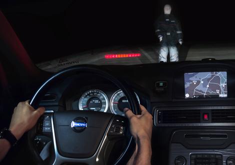 В Volvo рассказали о системах безопасности внедорожника следующего поколения
